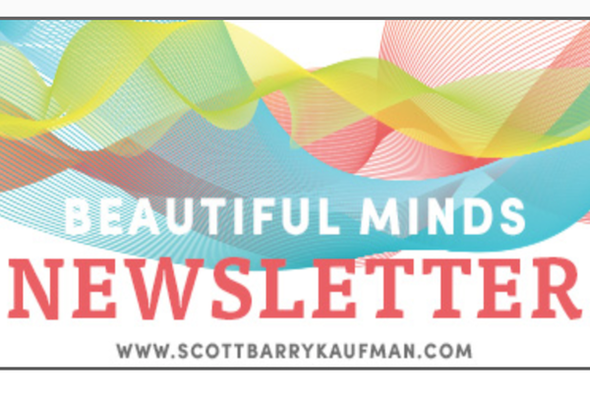 Introducing the Beautiful Minds Newsletter