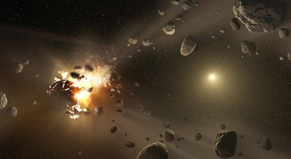 Chelyabinsk Meteor Played 4.5 Billion Years of Cosmic Pinball