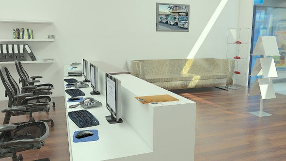 Resisting the Depersonalization of the Work Space