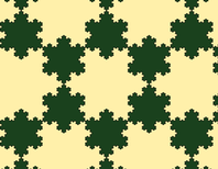 A Few of My Favorite Spaces: The Koch Snowflake