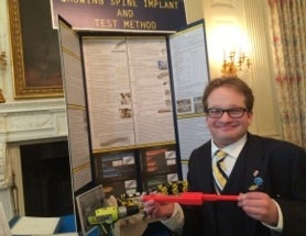 Scenes from the White House Science Fair