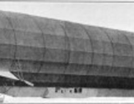 The Zeppelin Earns a Fearsome Reputation, 1915