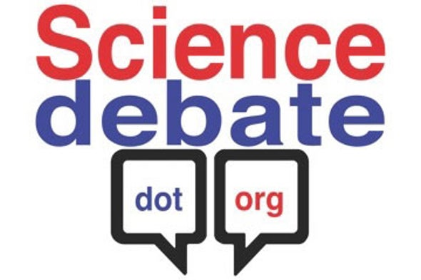 There's Still Time to Get Presidential Candidates to Focus on Science