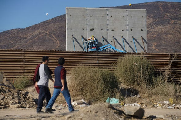 How Trump's Wall Would Alter Our Biological Identity Forever