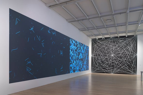 An Uncanny Display: Algorithmic Art at the Whitney Museum
