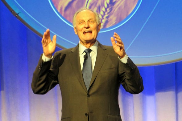 Alan Alda's Crusade to Make Science Talk a Jargon-Free Zone