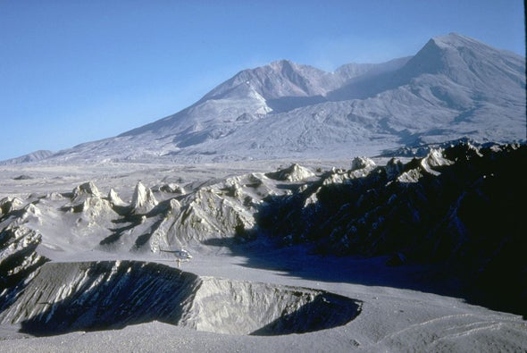 It's the 35th Anniversary of the Big Ba-Boom: Mount St. Helens and the May 18th Eruption