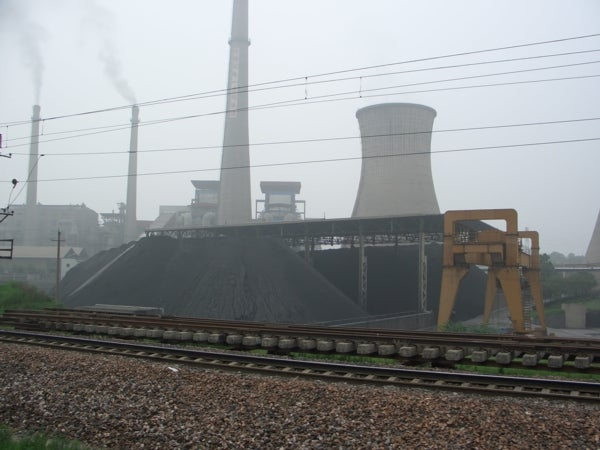 Making Sense of China's Drop in Coal Use