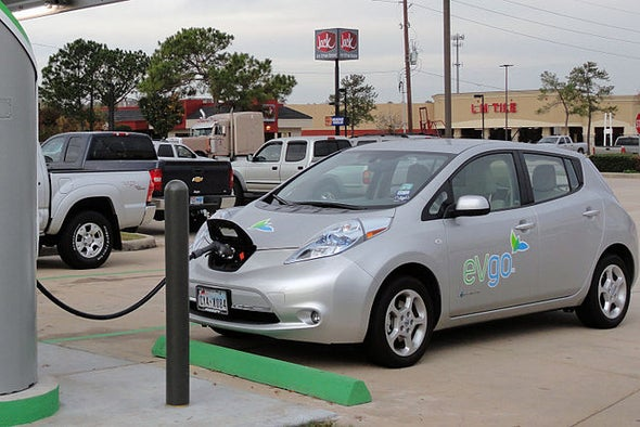Report: Electric Cars Could Make Us Healthier and Save the U.S. Billions of Dollars