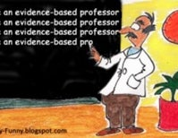 """Trust me, I'm a professor!"" Evidence, medical schools & students"