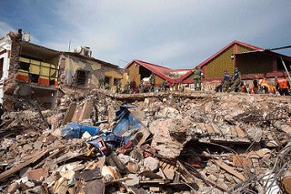 Disaster Geology: A Tale of 2 Mexican Earthquakes