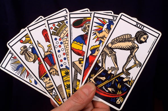 Astrology, Tarot Cards and Psychotherapy