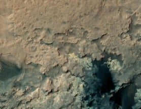 Alien Yet Familiar: Following Curiosity Across Mars