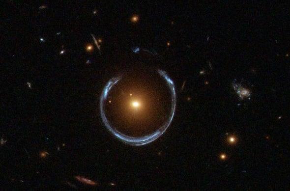 Using the Sun as a Cosmic Telescope