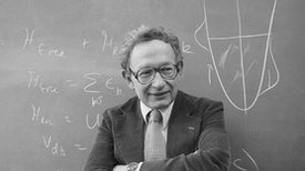 Philip Anderson, Gruff Guru of Physics and Complexity Research, Dies