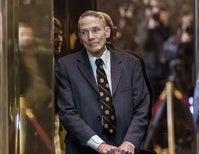 William Happer Courts the Trump Administration