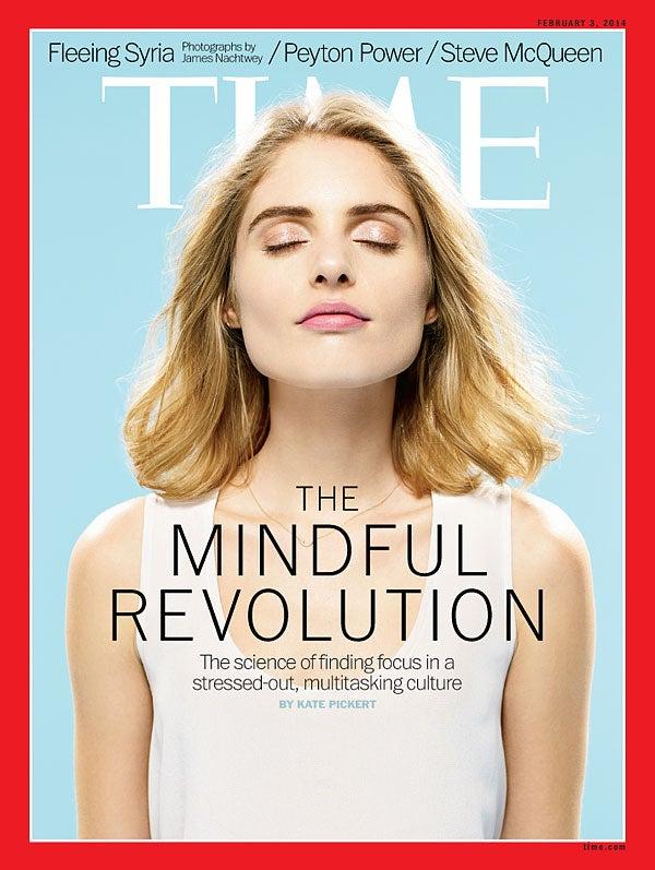 My Mind - Magazine cover