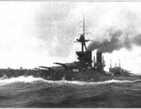 Battleship Disaster Coverup, 1914