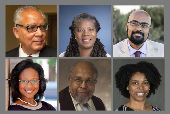 The Voices of Black Mathematicians