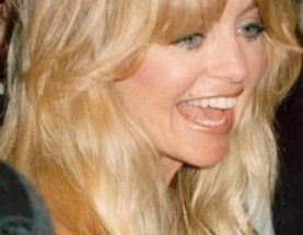 Goldie Hawn Plunges into Brain Science