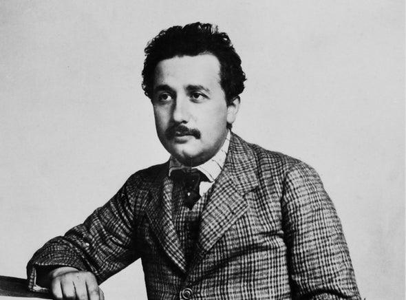Einstein's Greatest Blunder?