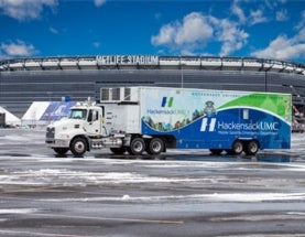 Mobile Emergency Room Will Treat Super Bowl Fans On-Site