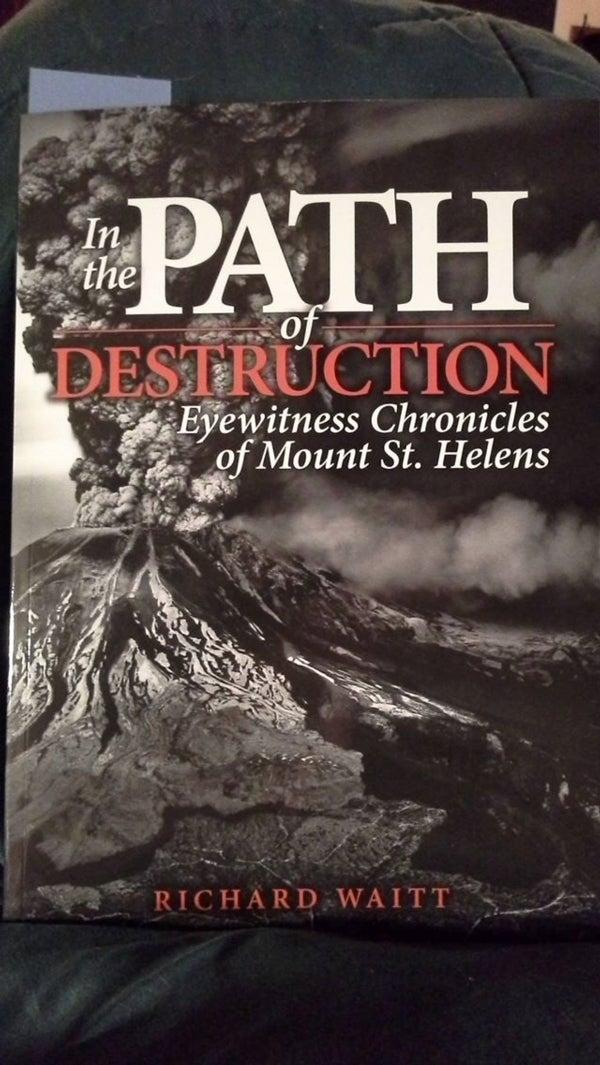 Live-Blogging Richard Waitt's <i>In the Path of Destruction</i> XI: Things Go South