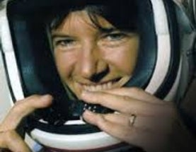 Google Hangout on Air with Sally Ride's Biographer, Lynn Sherr