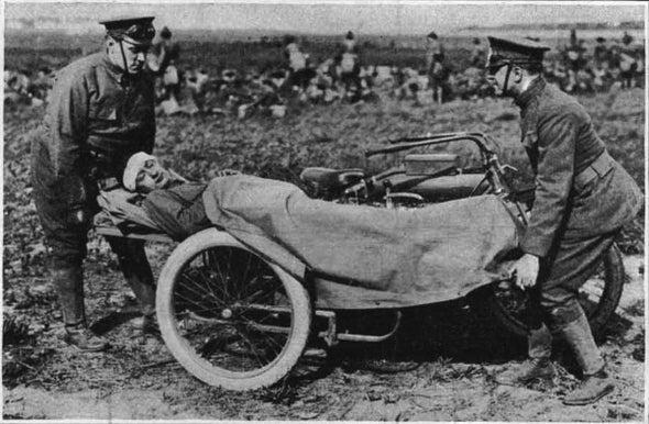 Mercy versus Efficiency, 1916