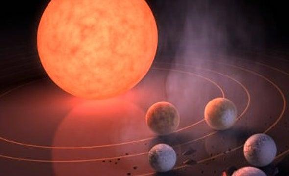 Tiny, Tiny TRAPPIST-1