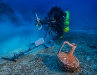 Return to the Antikythera Shipwreck: Treasures Found (and Maybe a Second Ship)