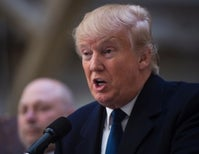 The Idiolect of Donald Trump