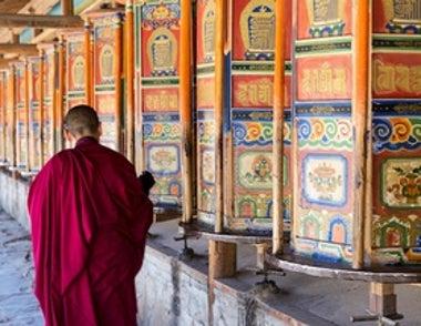 Teaching Evolution to Tibetan Monks