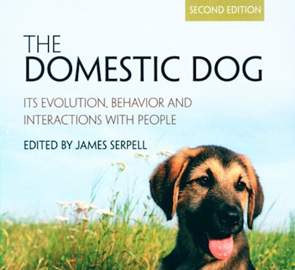 <i>The Domestic Dog</i> Is the Book We've Been Waiting for Since 1995