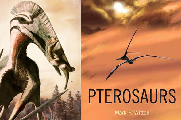The Scientific Palaeoart of Dr Mark Witton