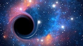 Living Near a Supermassive Black Hole