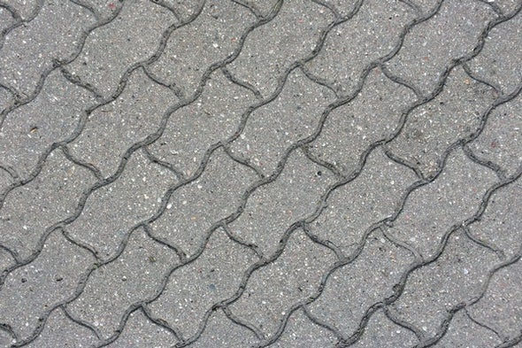 For World Tessellation Day, Remember to Look Down