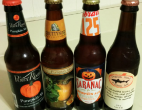 Friday Happy Hour #3: Pumpkin Beer, Flavor Generation and Brewing Adjuncts