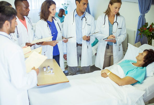 Are Doctors in Training Really No Better Than Indentured Servants?