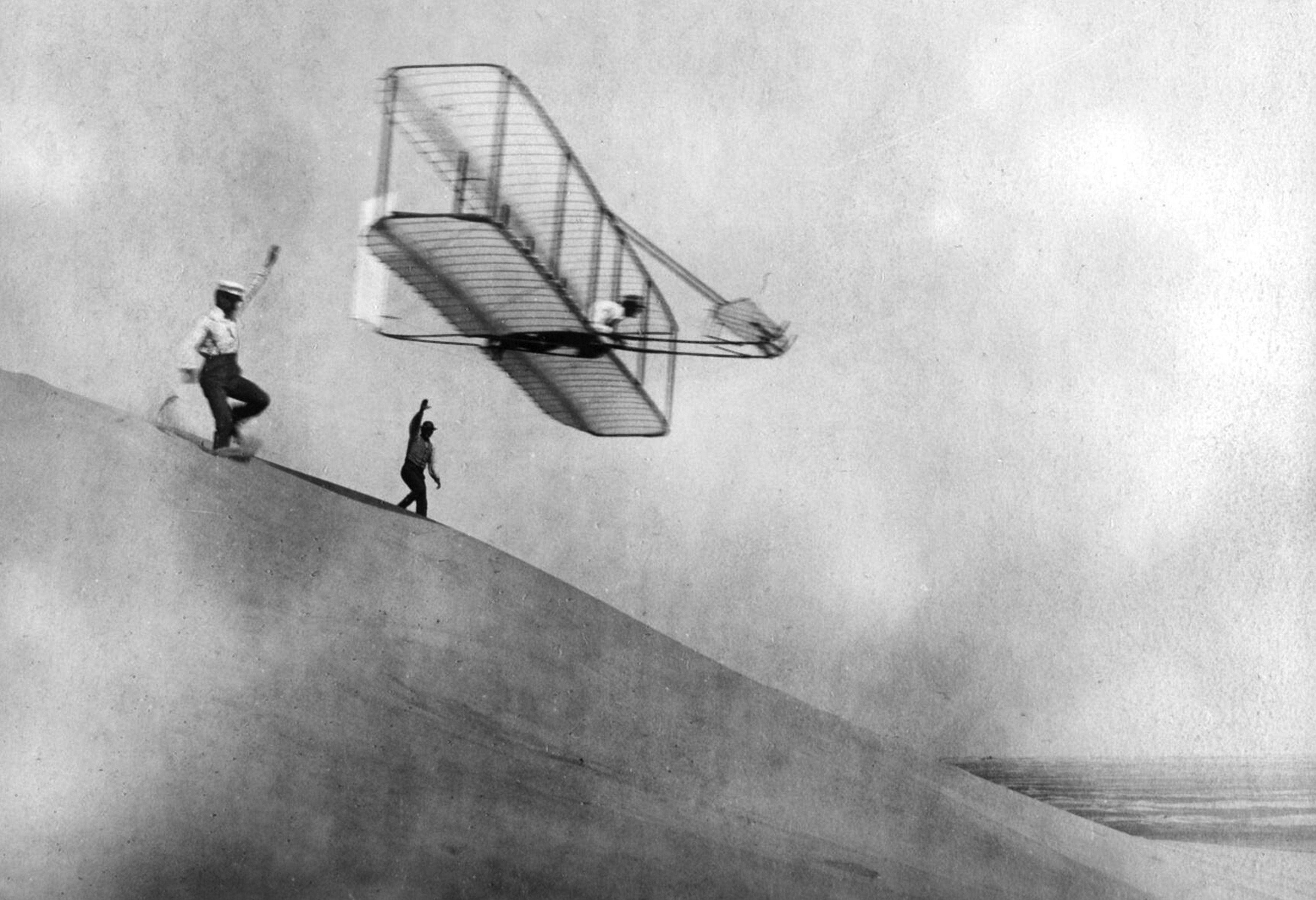 Why Did the Wright Brothers Succeed When Others Failed?