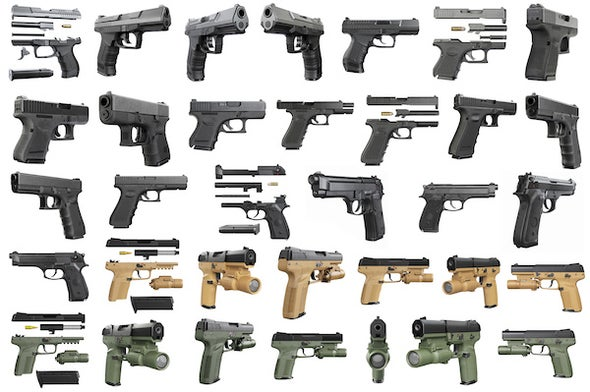 Why Are White Men Stockpiling Guns? - Scientific American Blog Network