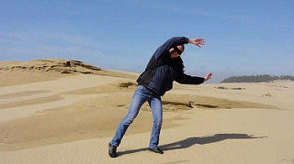 Sweeping Sands