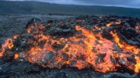 Awesome A'A Lava Videos for Your Viewing Pleasure