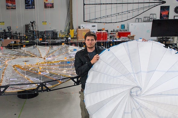 The Origami of Space Exploration