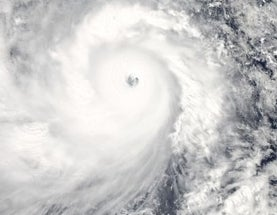 Did Climate Change Intensify Supertyphoon Haiyan?