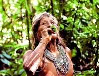 Amazon Tribe Fights Oil Development with Tourism