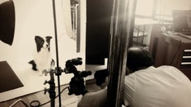 Behind the Scenes at Scientific American MIND's May/June Cover Shoot!