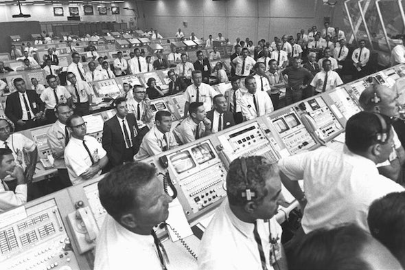 Celebrating the Engineers behind the First Moon Landing