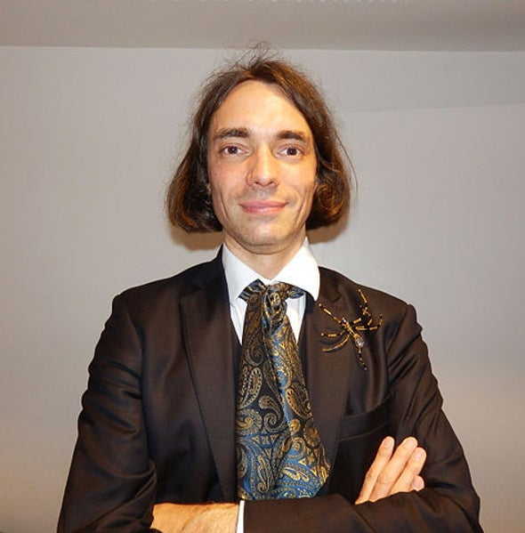 What It Feels like to Be Cedric Villani
