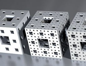 A Few of My Favorite Spaces: The Menger Sponge